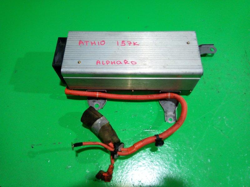 Инвертор Toyota Alphard ATH10 (б/у)