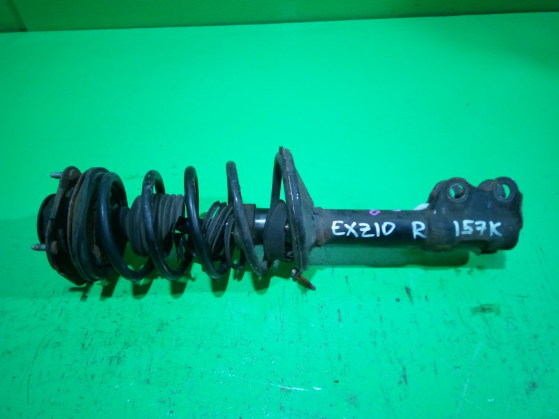 Стойка Toyota Raum EXZ10 передняя правая (б/у)