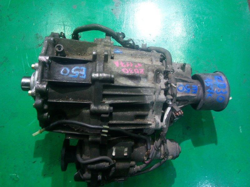 Раздаточная коробка Nissan Elgrand E50 ZD30-DDTI (б/у)