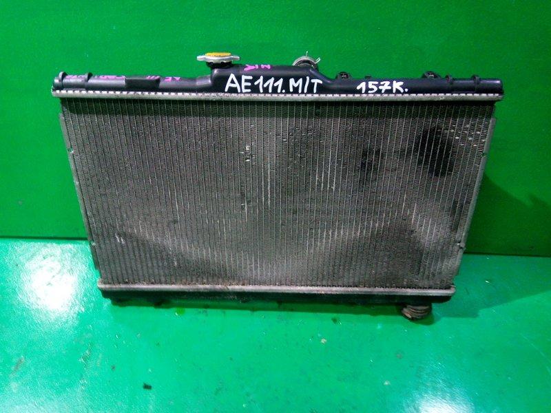 Радиатор основной Toyota Sprinter AE111 (б/у)