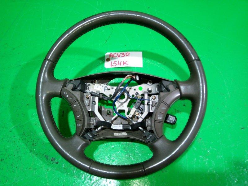 Руль Toyota Camry ACV30 (б/у)