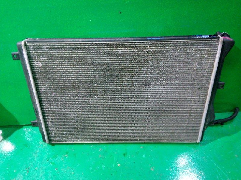 Радиатор основной Audi Tt 8J 2008 (б/у)