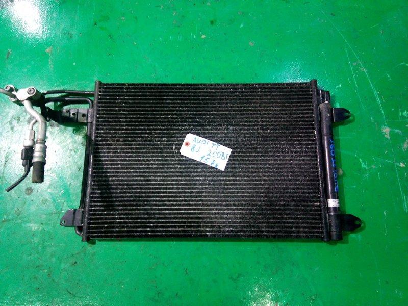 Радиатор кондиционера Audi Tt 8J 2008 (б/у)