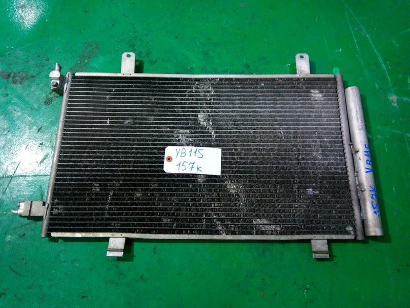 Радиатор кондиционера Suzuki Sx4 YB11S M15A (б/у)