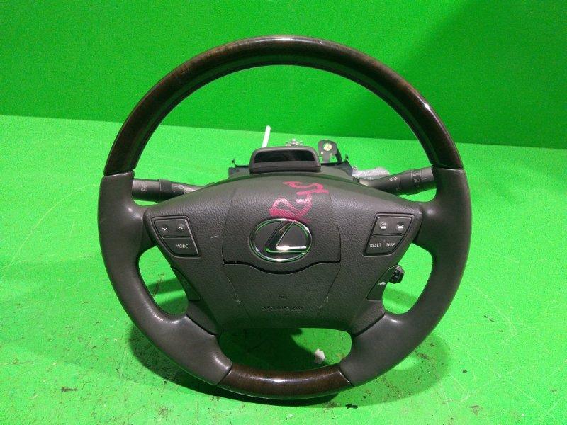 Руль Lexus Ls600H UVF46 (б/у)