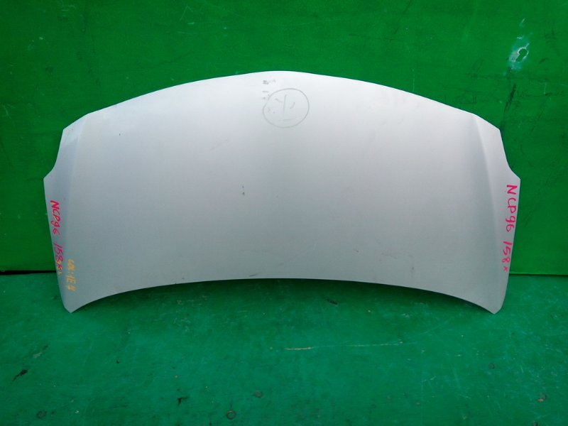 Капот Toyota Belta NCP96 (б/у)