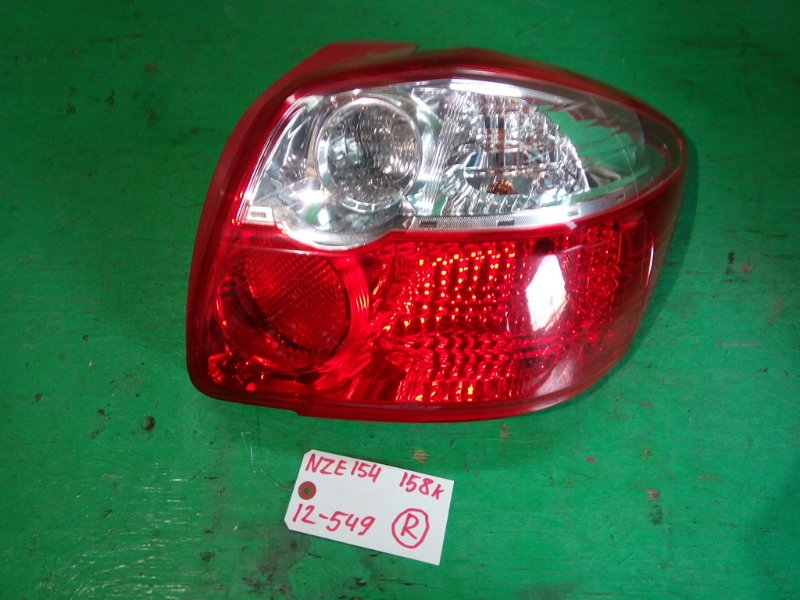 Стоп-сигнал Toyota Auris NZE154 правый (б/у)