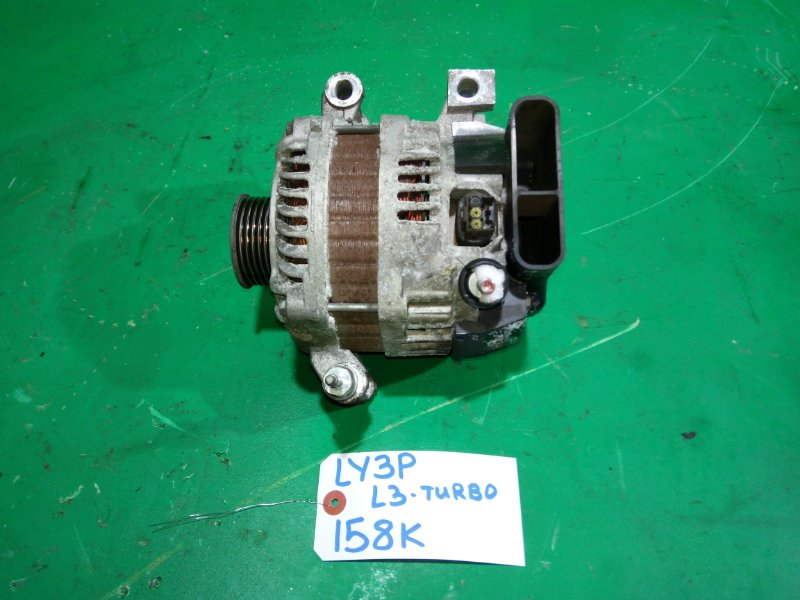 Генератор Mazda Mpv LY3P L3-VDT (б/у)