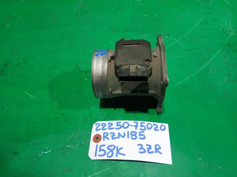 Датчик потока воздуха Toyota Surf RZN185 3RZ-FE (б/у)