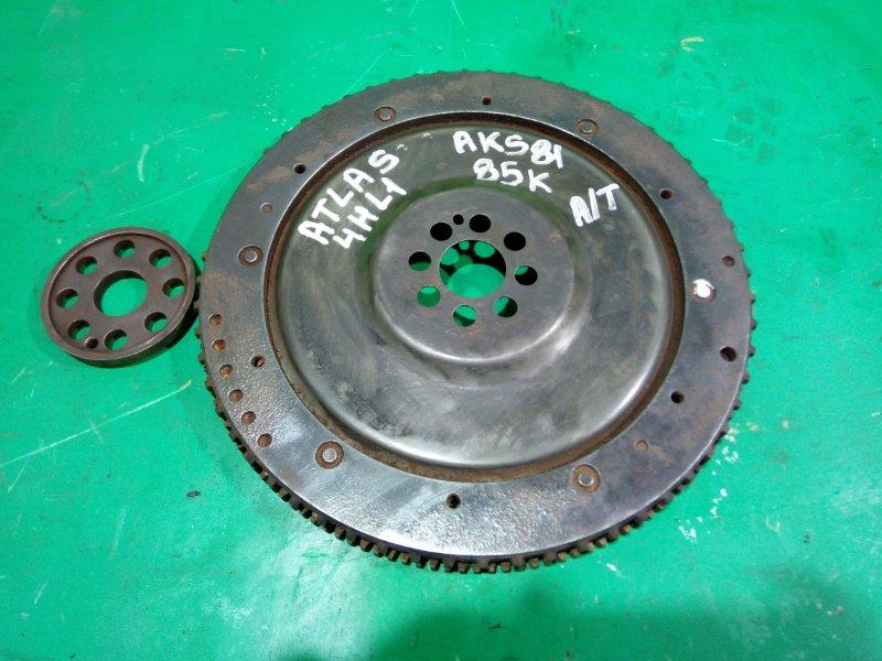 Маховик Nissan Atlas AKS81 4HL1 (б/у)