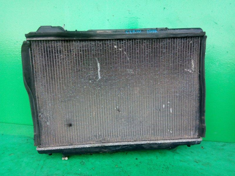 Радиатор основной Toyota Estima CXR10 3C-T (б/у)