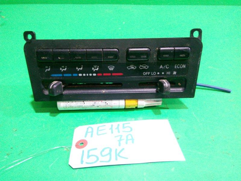Климат-контроль Toyota Carib AE115 7A-FE (б/у)