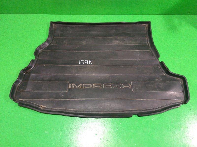 Коврик багажника Subaru Impreza (б/у)