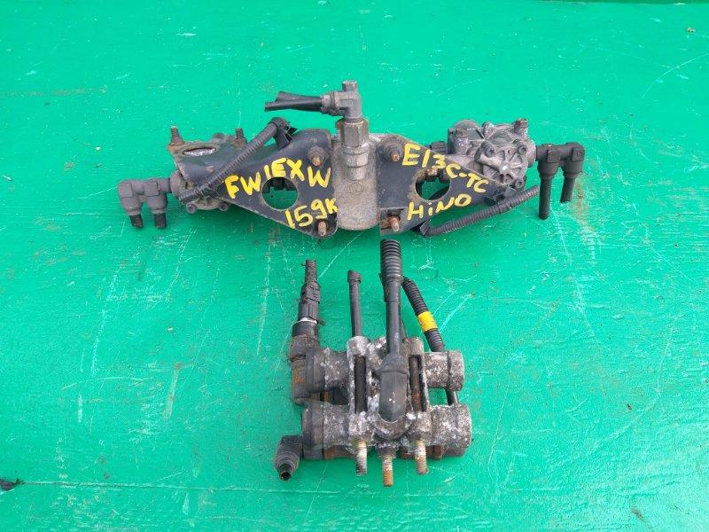 Тормозная система Hino Profia FW1EXW E13C-TC 2004 (б/у)