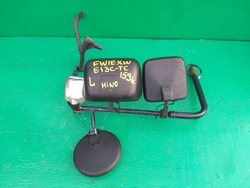 Зеркало Hino Profia FW1EXW E13C-TC 2004 левое (б/у)