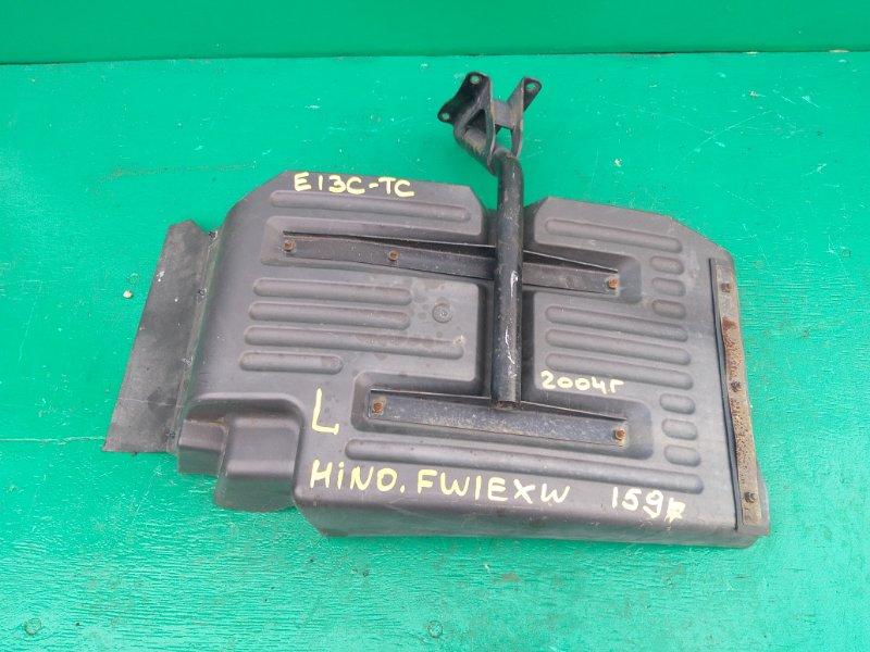 Брызговик Hino Profia FW1EXW E13C-TC 2004 передний левый (б/у)