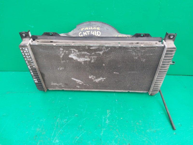 Радиатор основной Chevrolet Tahoe GMT800 L31 (б/у)