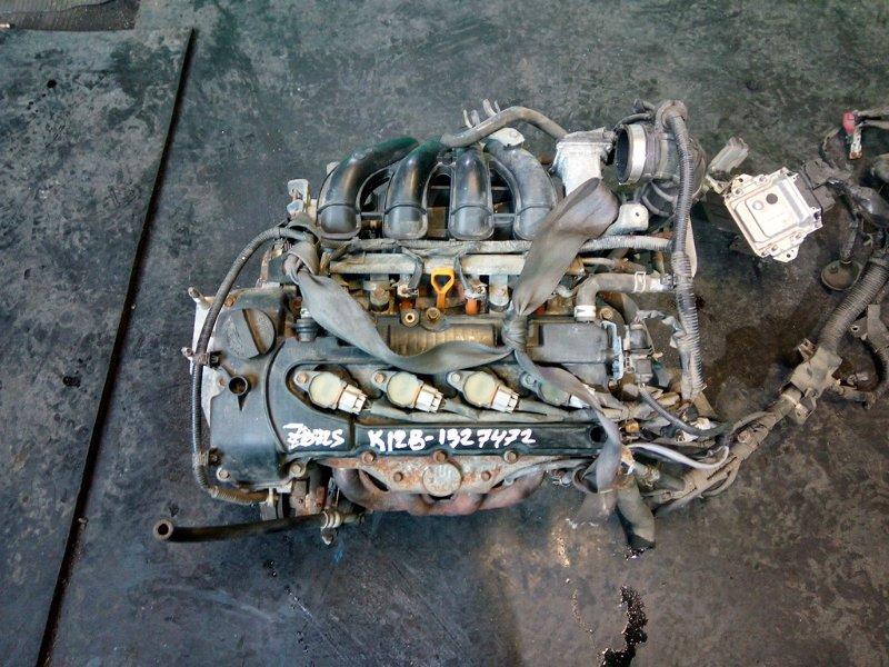 Двигатель Suzuki Swift ZD72S K12B (б/у)