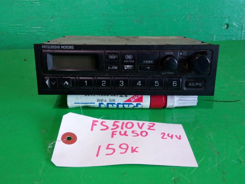 Магнитофон Mitsubishi Fuso FS510VZ (б/у)