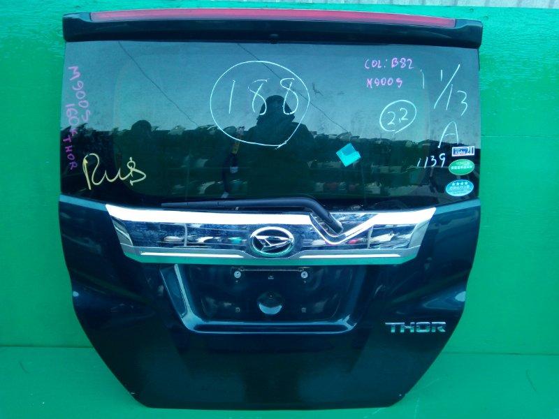 Дверь задняя Daihatsu Thor M900S (б/у)