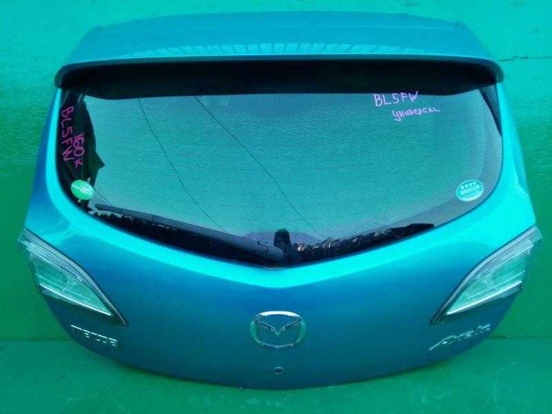 Дверь задняя Mazda Axela BL5FW (б/у)