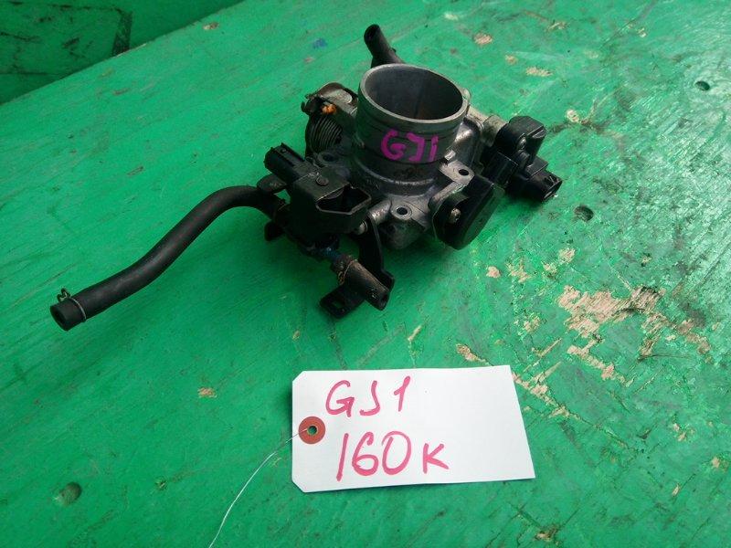 Дроссельная заслонка Honda Airwave GJ1 L15A (б/у)