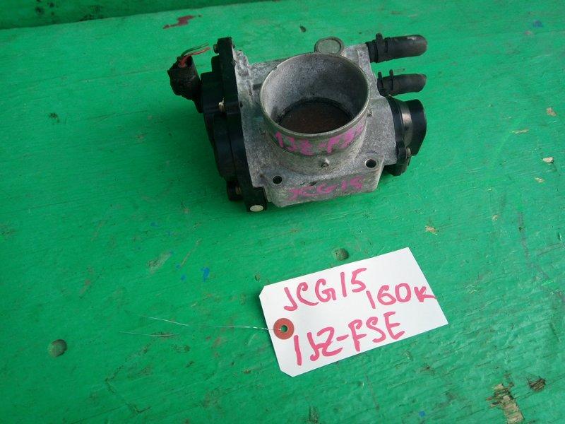 Дроссельная заслонка Toyota Brevis JCG15 1JZ-FSE (б/у)