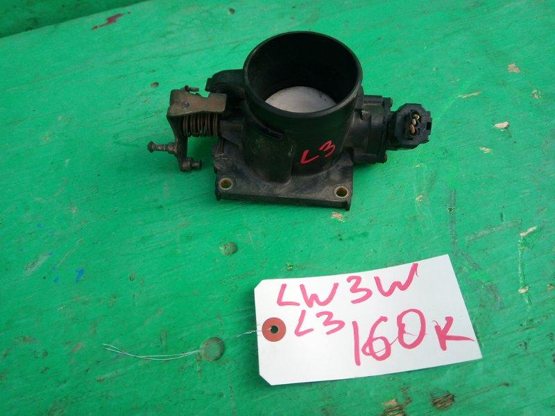Дроссельная заслонка Mazda Mpv LW3W L3 (б/у)