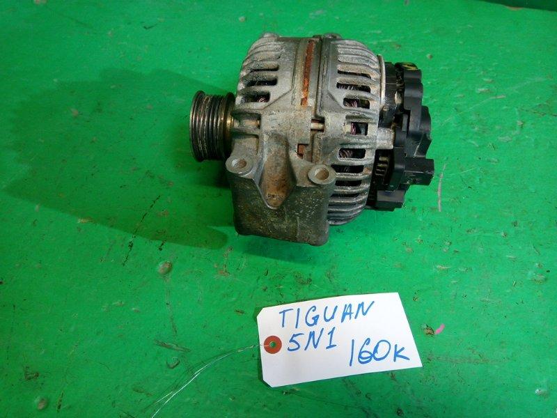 Генератор Volkswagen Tiguan 5N1 2009 (б/у)
