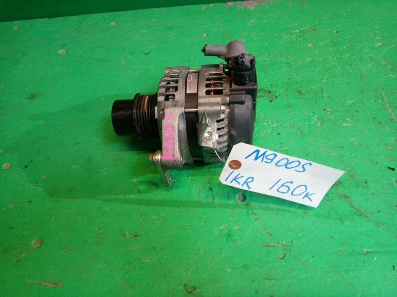 Генератор Daihatsu Thor M900S 1KR-FE (б/у)