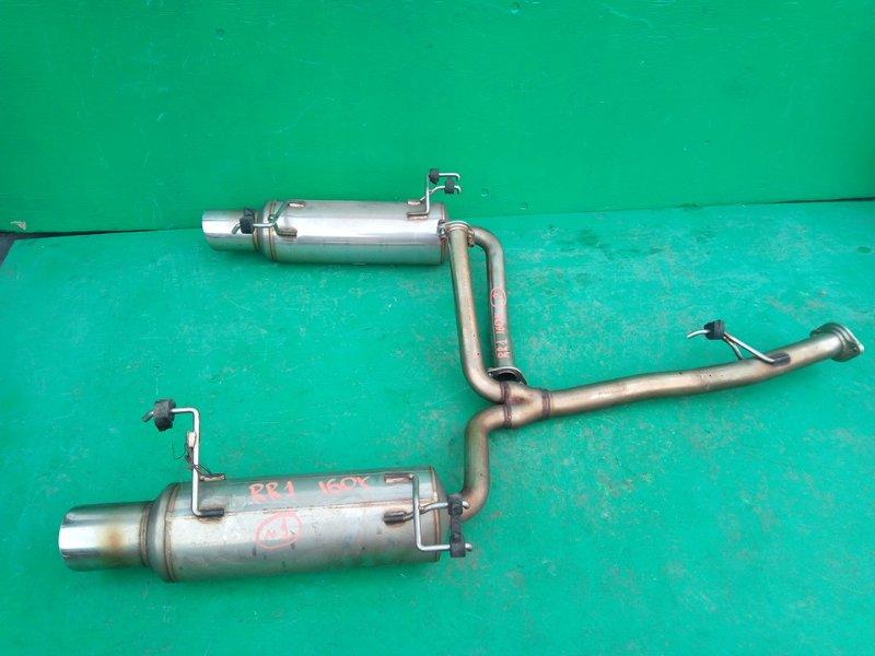 Глушитель Honda Elysion RR1 (б/у)