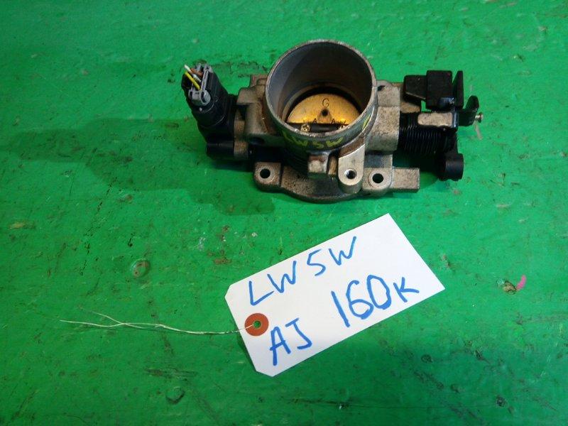 Дроссельная заслонка Mazda Mpv LWFW AJ (б/у)