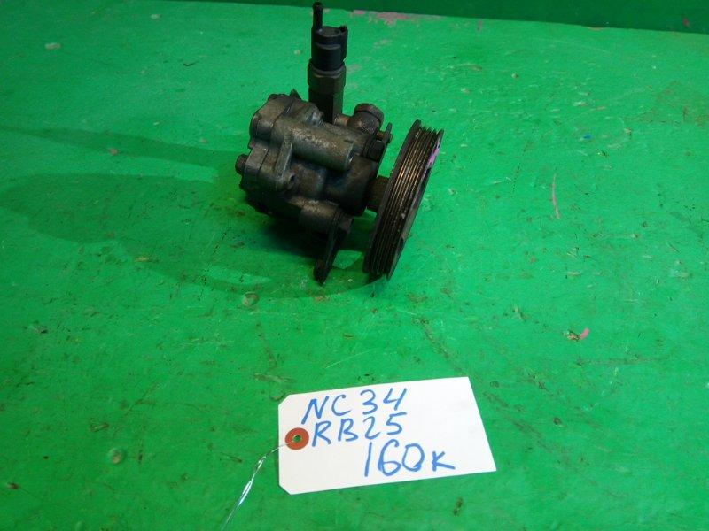 Гидроусилитель Nissan Stagea WGC34 RB25-DE (б/у)