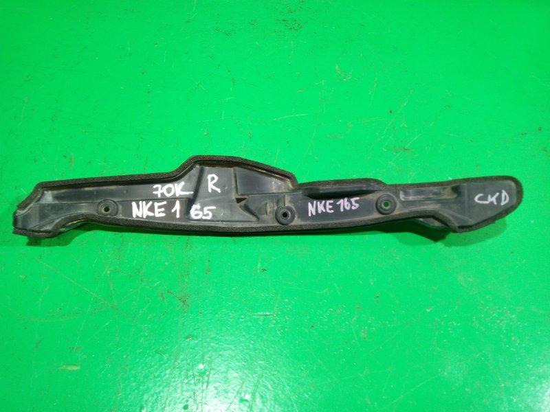 Крепление крыла Toyota Fielder NKE165 2015 переднее правое (б/у)