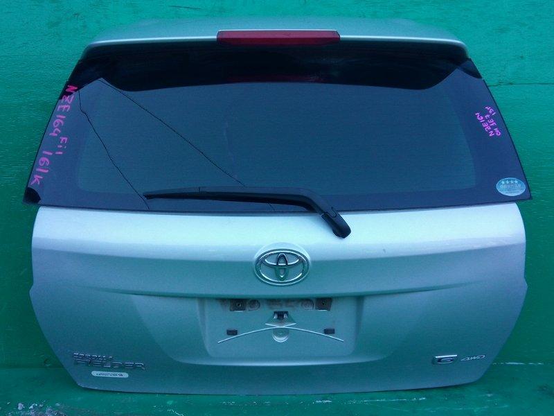 Дверь задняя Toyota Corolla Fielder NZE164 2013 (б/у)