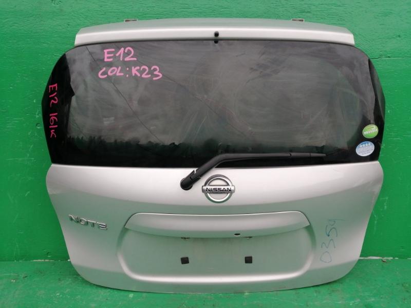 Дверь задняя Nissan Note E12 (б/у)