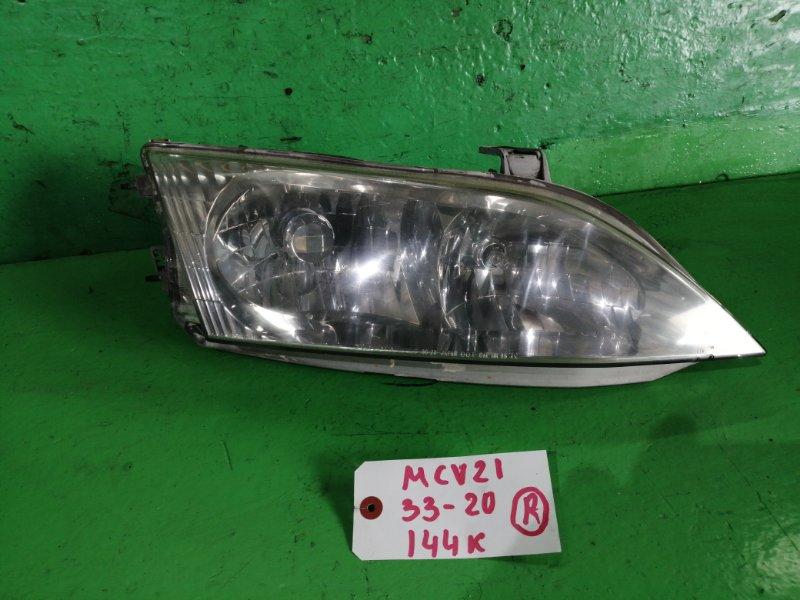 Фара Toyota Windom MCV21 правая (б/у)