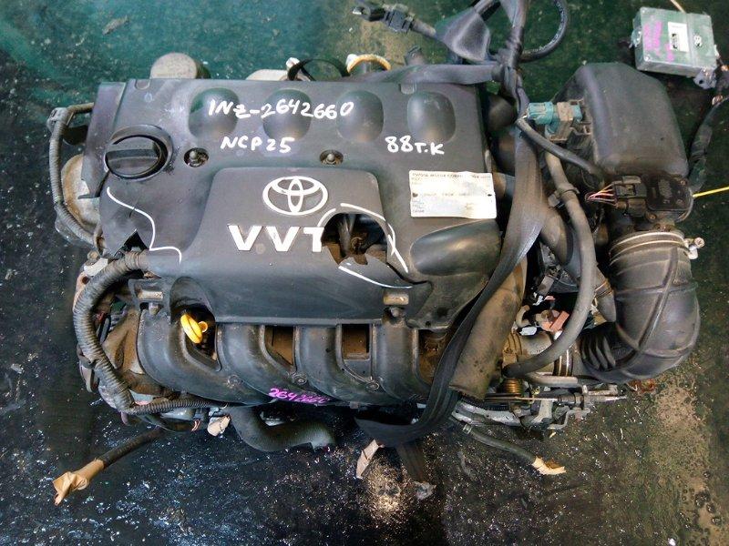 Двигатель Toyota Funcargo NCP25 1NZ-FE (б/у)