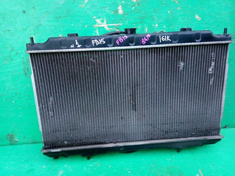 Радиатор основной Nissan Sunny FB15 QG15-DE (б/у) N1