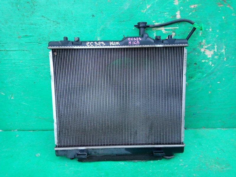 Радиатор основной Suzuki Swift ZC32S M16A (б/у)