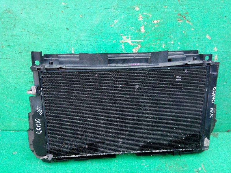 Радиатор основной Toyota Mark X Zio GGA10 2GR (б/у)