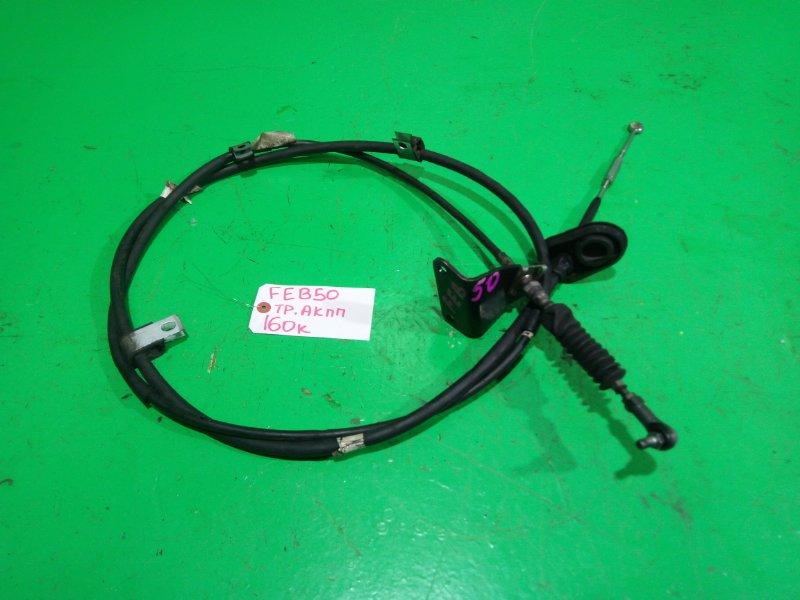 Трос переключения акпп Mitsubishi Canter FEB50 (б/у)