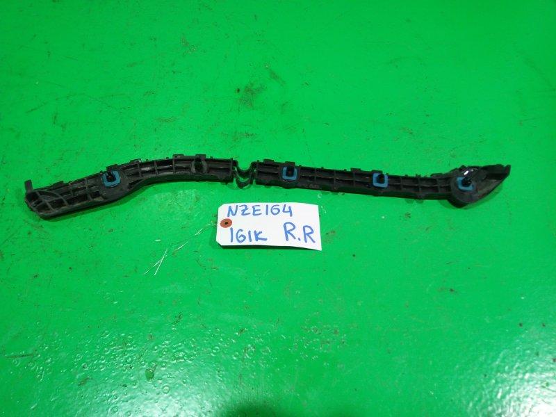 Крепление бампера Toyota Corolla Axio NZE164 заднее правое (б/у)