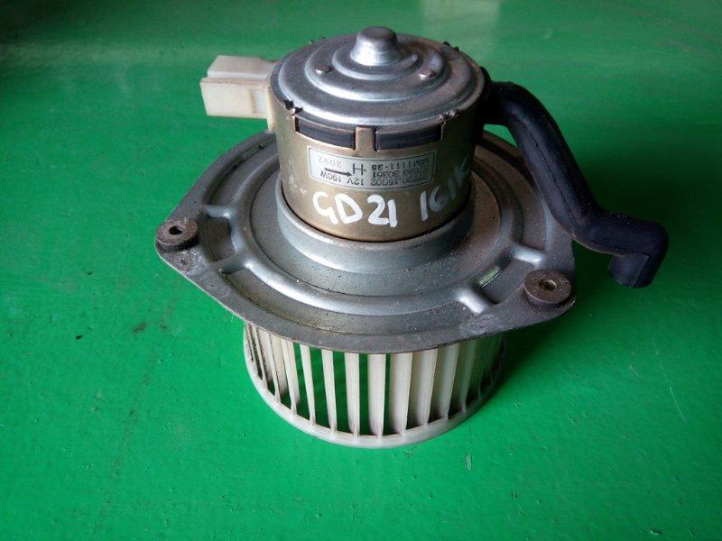 Мотор печки Nissan Datsun D21 (б/у)