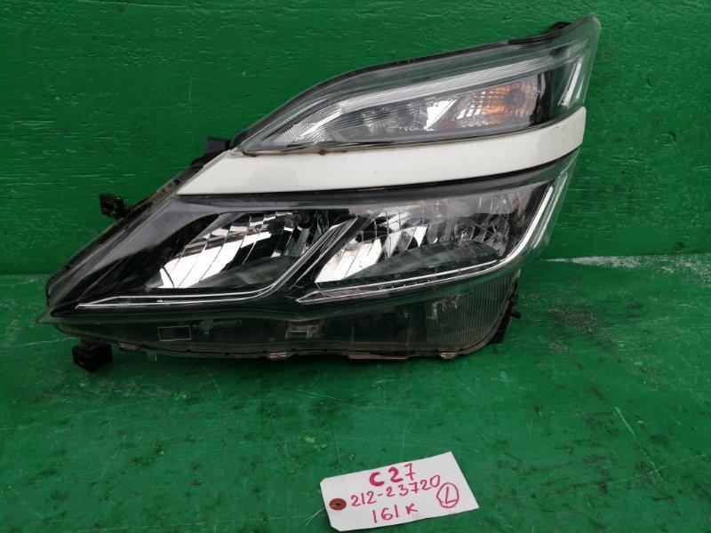 Фара Nissan Serena C27 левая (б/у)