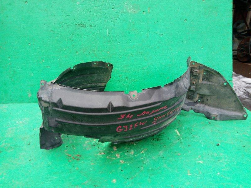Подкрылок Mazda Atenza GJ2FW SH передний левый (б/у)