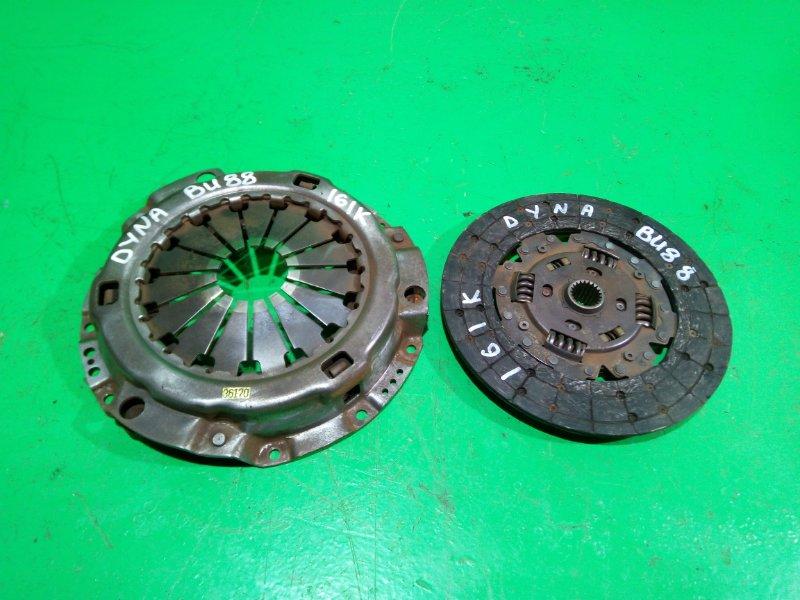 Корзина сц.+диск Toyota Dyna BU88 (б/у)