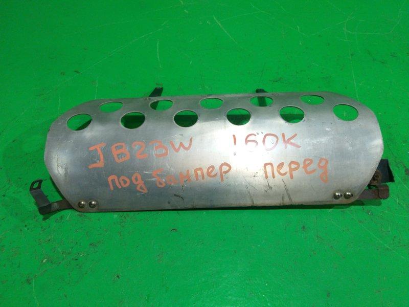 Защита бампера Suzuki Jimny JB23W K6A-T передняя (б/у)