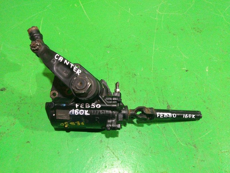 Рулевой редуктор Mitsubishi Canter FEB50 (б/у)