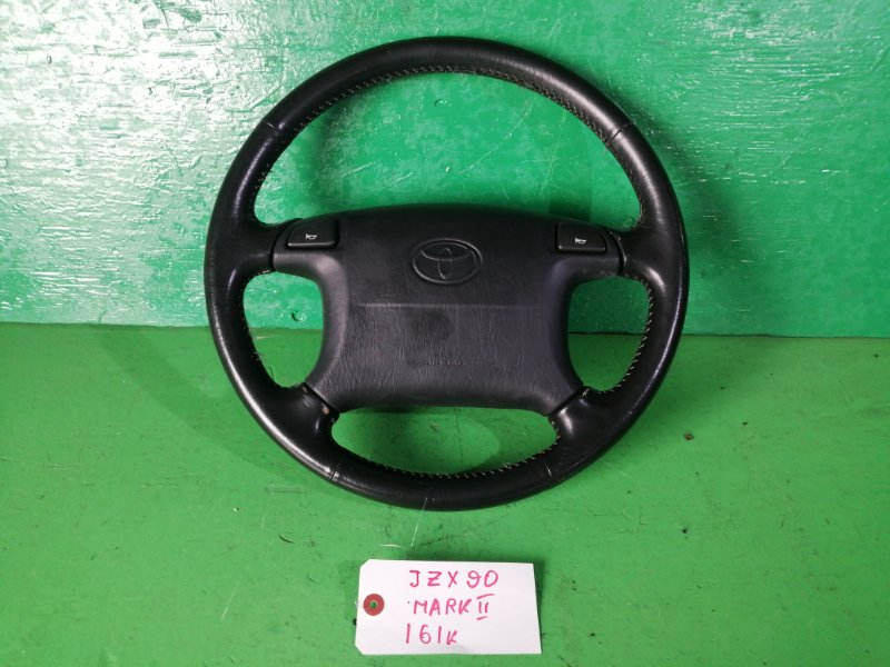 Руль Toyota Mark Ii JZX90 (б/у)